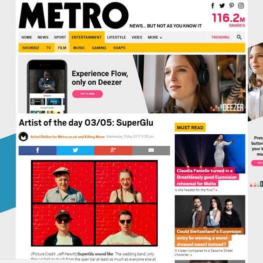 SG Metro