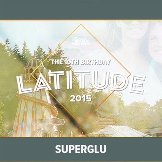 SuperGlu at Latitude